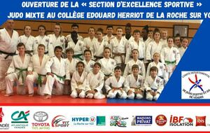 OUVERTURE DE LA SECTION EXCELLENCE SPORTIVE